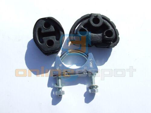 Montagesatz Endtopf FIAT PANDA 169 1.1,1.2 Schrägheck 03-heute Anbausatz