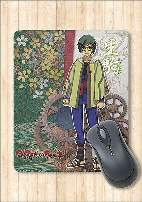 Mouse Pad Ikoma from Kabaneri of the Iron Fortress by Cabinet Japan +