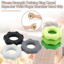 Fitness Grip Hand Expander Grippers Wrist Finger Exercise Strength  n/_XH