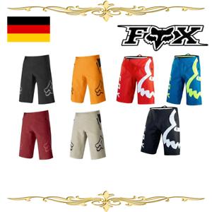 2020 HOT Fox Racing Shorts Herren Mountainbike DH City Radhose Mountain Shorts