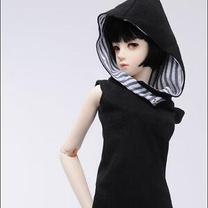 "Dollmore BJD 26/"" doll clothes  Model F LSP Logo leggings Silver Black"
