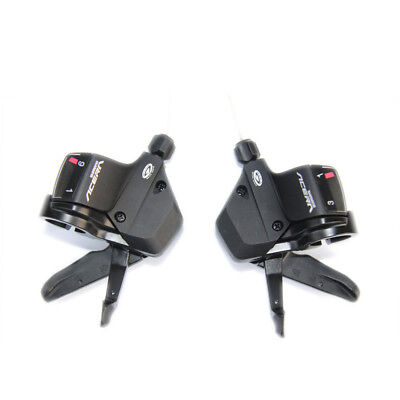 Shimano Acera M390 9 Speed Shifter Trigger Set SL-M390 3X9 w//inner Cable