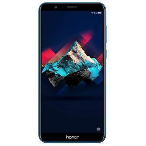 Honor 7X 5inch 4GB+64GB Dual Sim Unlocked SIM-Free Smartphone - (Blue)