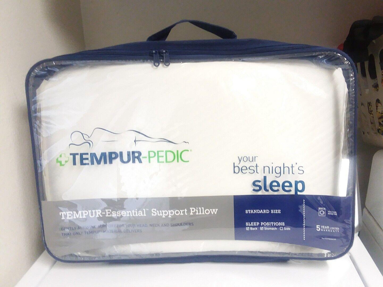 Tempur-Pedic  Essential Support standard Größe