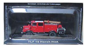 DIE-CAST-034-TLF-15-HORCH-H3A-034-VIGILI-DEL-FUOCO-FIRE-TRUCK-SCALA-1-72