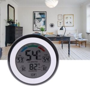 LCD-Digital-Indoor-Thermometer-Hygrometer-Touchscreen-Temperature-Humidity-Meter