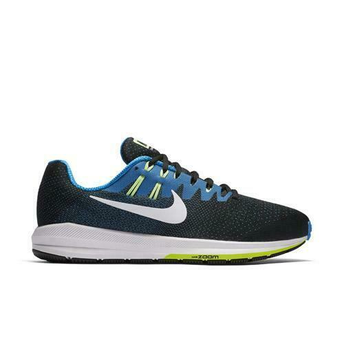 Mens NIKE AIR ZOOM STRUCTURE 20 Running Trainers 849573 004