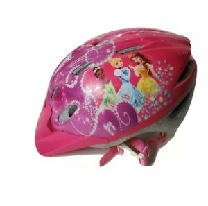 Disney-Princess-Child-039-s-Bicycle-Helmet-50-54-CM-20-24-ins-Girl-039-s-TF-1C