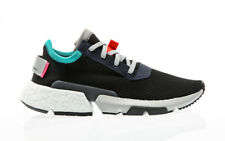 7b1a3deb3 adidas Solar Boost M Energy Black White Mens Running Shoes SNEAKERS ...