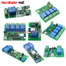 124 Channel Usb Smart Switch Wifi Relay Module 433mhz Home Remote Control