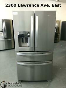 Stainless Steel Fridges Free Delivery Until Sunday MARCH 7 Toronto (GTA) Preview
