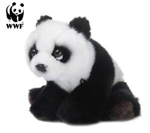 Wwf-Stuffed-Toy-Baby-Panda-15cm-Lifelike-Animal-Bear