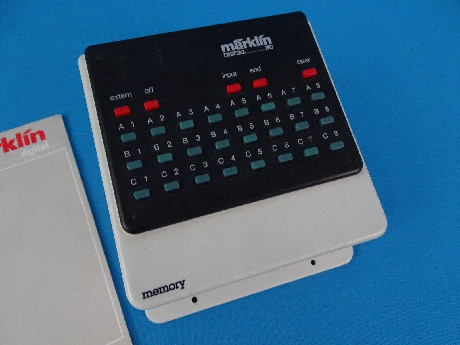 Marklin  6043 Memory tavola Digital  risparmia il 60% di sconto e la spedizione veloce in tutto il mondo