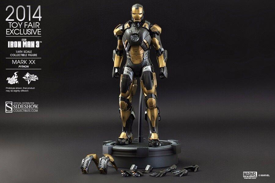 MMS248 Hot Toys IRON MAN 3 PYTHON MARK XX 1/6 Scale