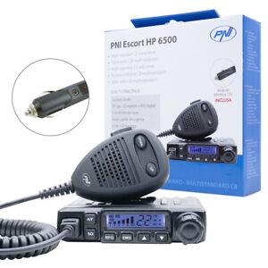 Radio CB PNI Escort HP 6500, 4W, AM-FM