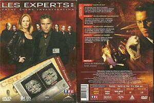 DVD-LES-EXPERTS-SERIE-TV-SAISON-1-EPISODES-1-a-4