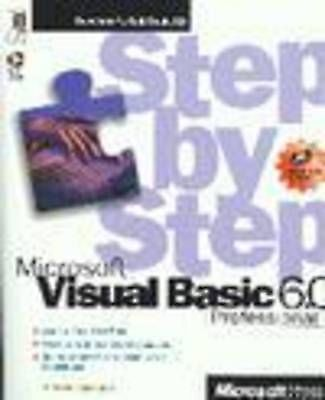 Microsoft Visual Basic Professional 6.0 Step by Step (Step by Step Developer)