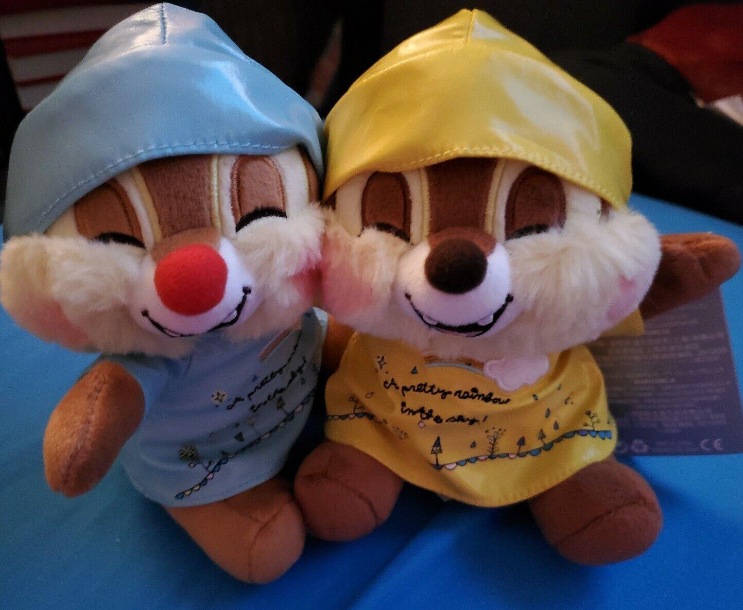 Disney Japan Baymax And Mochi Plush Doll Big Hero 6 Happy Rainy Day 600889 For Sale Online Ebay