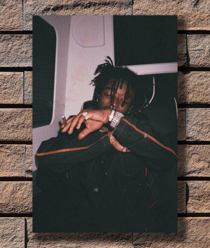 Lil Uzi Vert Rap Hip Hop Music Star T-3299 Art Poster 24x36 27x40