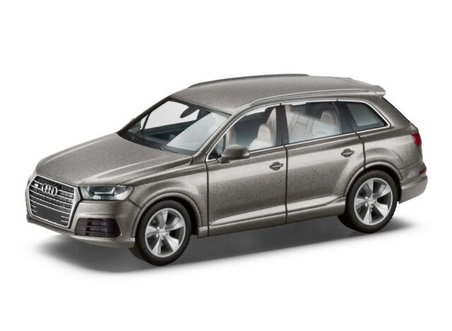 Audi q7 1:87 carats Beige 5011407612 voiture miniature miniature beige Herpa