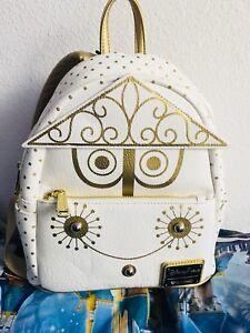 461f03d84a2 New Disney Parks Loungefly Its A Small World Bag Disneyland Mini ...
