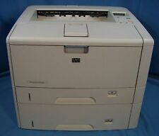 HP Laserjet 5200DTN New Toner 512MB Postscript Duplex 11 x 17 Tabloid Printer