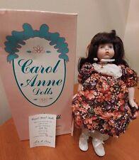 "Carol Anne Dolls - 9"" Bette Ball November Birthstone"