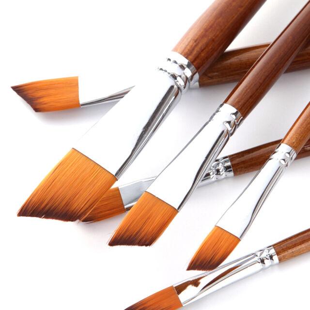 13pcs Art Painting Brush Set Acrylic Oil Watercolor Artist Paint Brush Dulcet