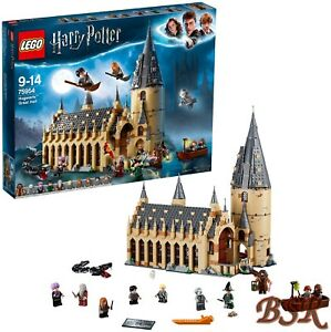 Lego-Harry-Potter-75954-la-Grande-Halle-de-Hogwarts-amp-Envio-Nuevo-Emb-Orig