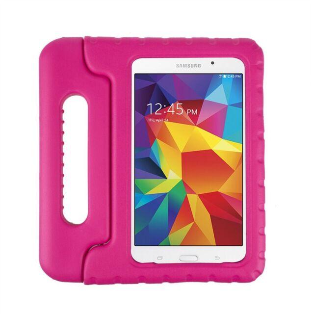 Kids Shock Proof Heavy Duty EVA Foam Stand Case Cover Fr Samsung Galaxy Tab iPad