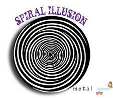 Spiral Metal Illusion - Steel,Magic Trick,Mentalism Magic,Fun,Illusion,magic toy