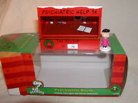 Lionel 6-37169 Peanuts Christmas Psychiatric Booth O-27 2013 With Lucy