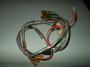 nos oem 1965 honda s90 wire harness super 90 32100 028 812 ebayimage is loading nos oem 1965 honda s90 wire harness super