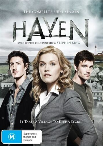 1 of 1 - HAVEN SEASON 1 : NEW DVD