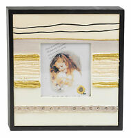 Designer Wooden / Canvas Photo Picture Frames Holder Wall Hanging Or Table Stand