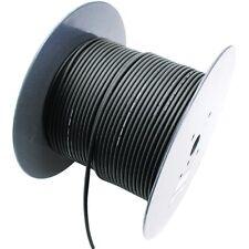 Mogami Neglex 2549 Balanced Microphone Cable BULK Unterminated 10' Black - 10 FT