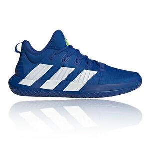 Adidas Homme Stabil Next Gen Cour Chaussures Bleu Sports Squash Handball Respirant