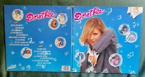"""Dorothée """"Qu'il Est Bête"""" LP 33T 1984 pochette ouvrante / intérieure AB 823644-1"""