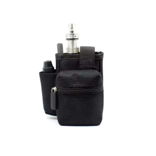 Zipper Case Bag for Mechanical Mod RDA RBA Vape Coil Jig Tools Case Bag NEW
