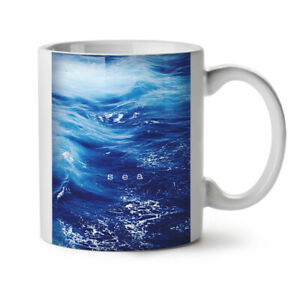 Deep Sea Photo Nature NEW White Tea Coffee Mug 11 oz   Wellcoda