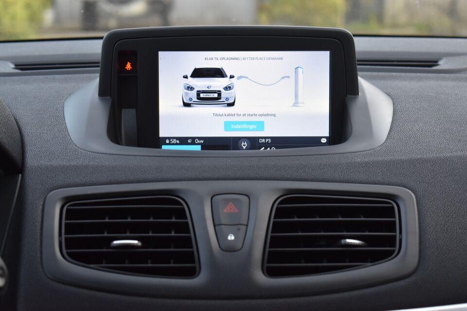 Renault Fluence Z.E. Dynamique El aut. Automatgear