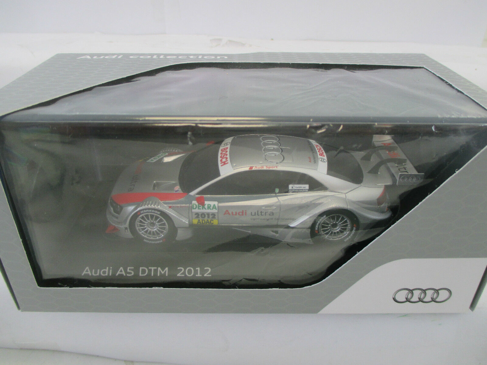 BARGAIN weeks Audi 1 43 special models Top Condition Boxed Watch ws958