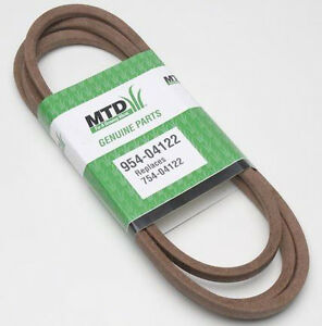 Mtd 954 04122 46 Quot Deck Drive V Belt Huskee Supreme Troy