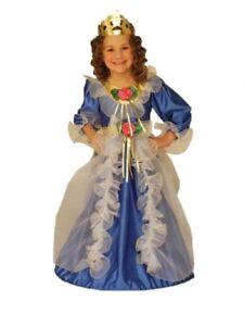 Costume-Carnevale-Bimba-Principessa-Reale-PS-20099-Regina-Princess