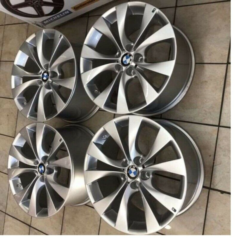 BMW 20 inches 10j and 11j for both X5 and X6 original
