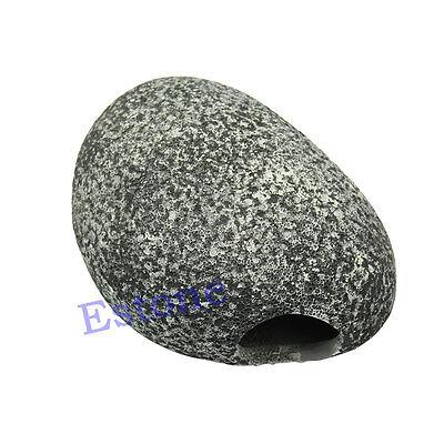 Hot Cichlid Stones Ceramic Aquarium Rock Cave decoration for Fish Tank