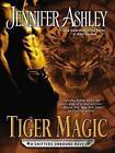 Tiger Magic Library Edition 9781452640846 by Jennifer Ashley CD