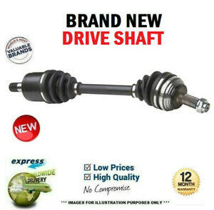 New FRONT Axle Right DRIVESHAFT for FORD FOCUS II Convertible 2.0 TDCi 2006-2011