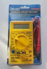 Cen Tech 7 Function Digital Multimeter Multi Tester Brand New Sealed