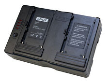 F&V NP-F / V-Mount Power Adapter für 2 NP-F Akkus an V-Mount